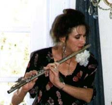 On the Flute