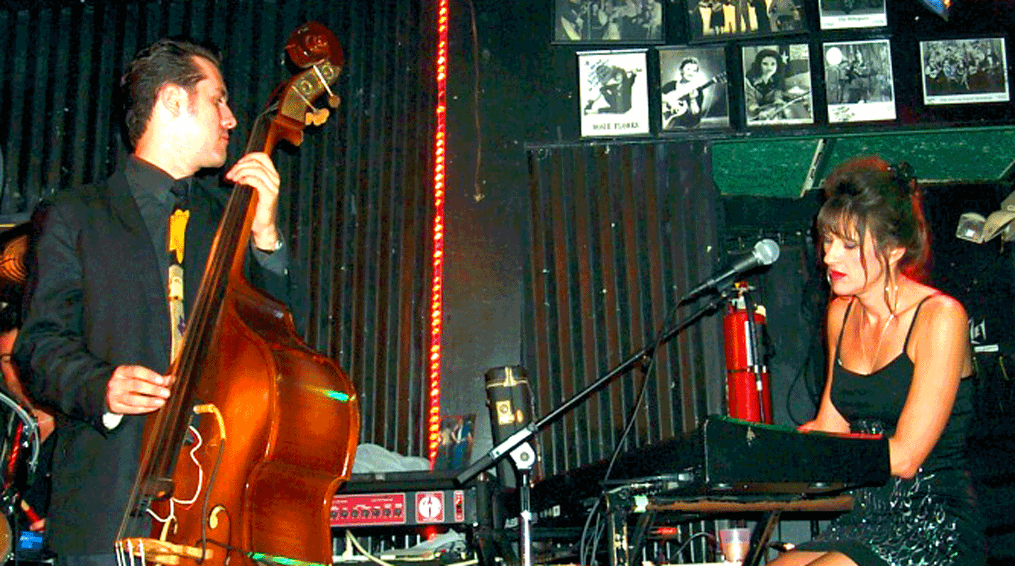 At the Star Bar