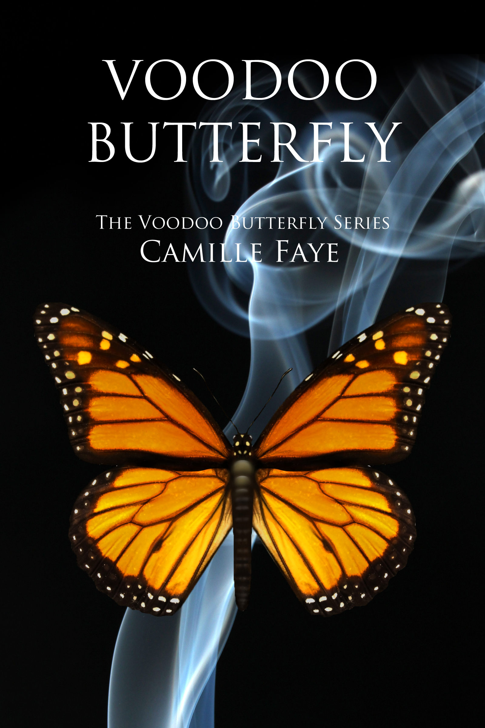 Voodoo Butterfly - When twenty-five-year old Sophie Nouveau inherits her grandmother's voodoo shop she knows nothing about voodoo. Or her family's history of Mind Changers, who have the power to change evil people to good.