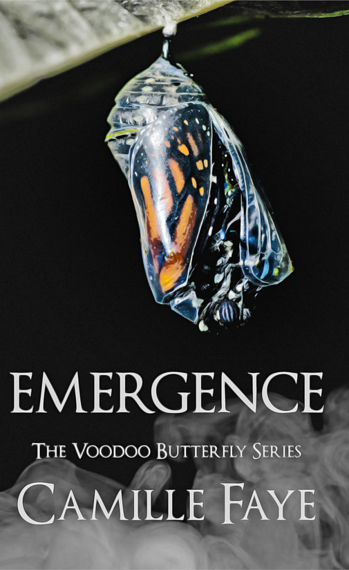 Emergence - Voodoo shop owner Sophie Nouveau has it all: love, purpose, and the magical ability to change evil people good. Following in her family's otherworldly footsteps, she emerges into the New Orleans voodoo community by taking part in a public voodoo baptism. However, she still hasn't told Taj, the love of her life, about the paranormal skeletons in her closet. So when he leaves the country indefinitely and without explanation, she realizes they are both masters at keeping secrets. And since true love is the source of Sophie's Mind Changer spell, she not only loses her soul mate, she loses her ability to protect herself and her city against an emerging threat.