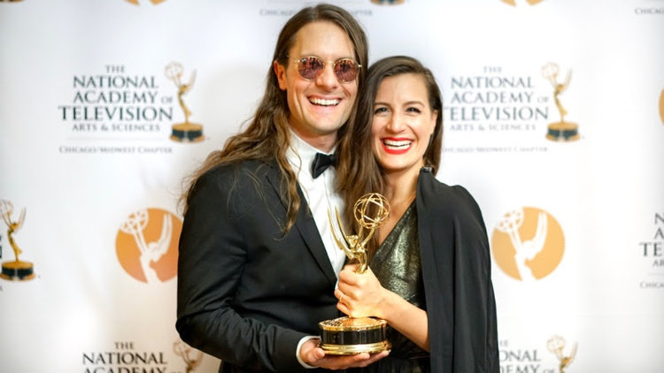 "The Bergamot won an Emmy for ""Trailblazer: The Bergamot"" by Grotto Network -"
