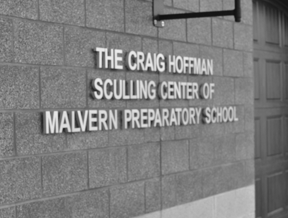 The Craig Hoffman Sculling Center of Malvern Preparatory School