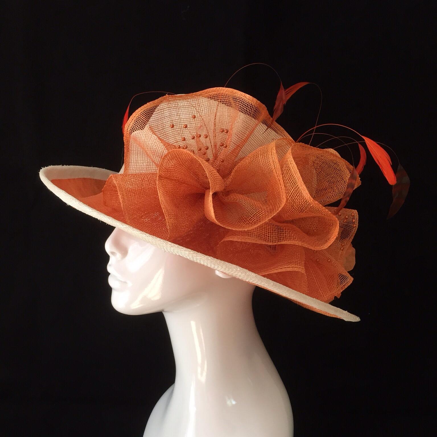 Bespoke:  Royal Ascot Occasion Hat
