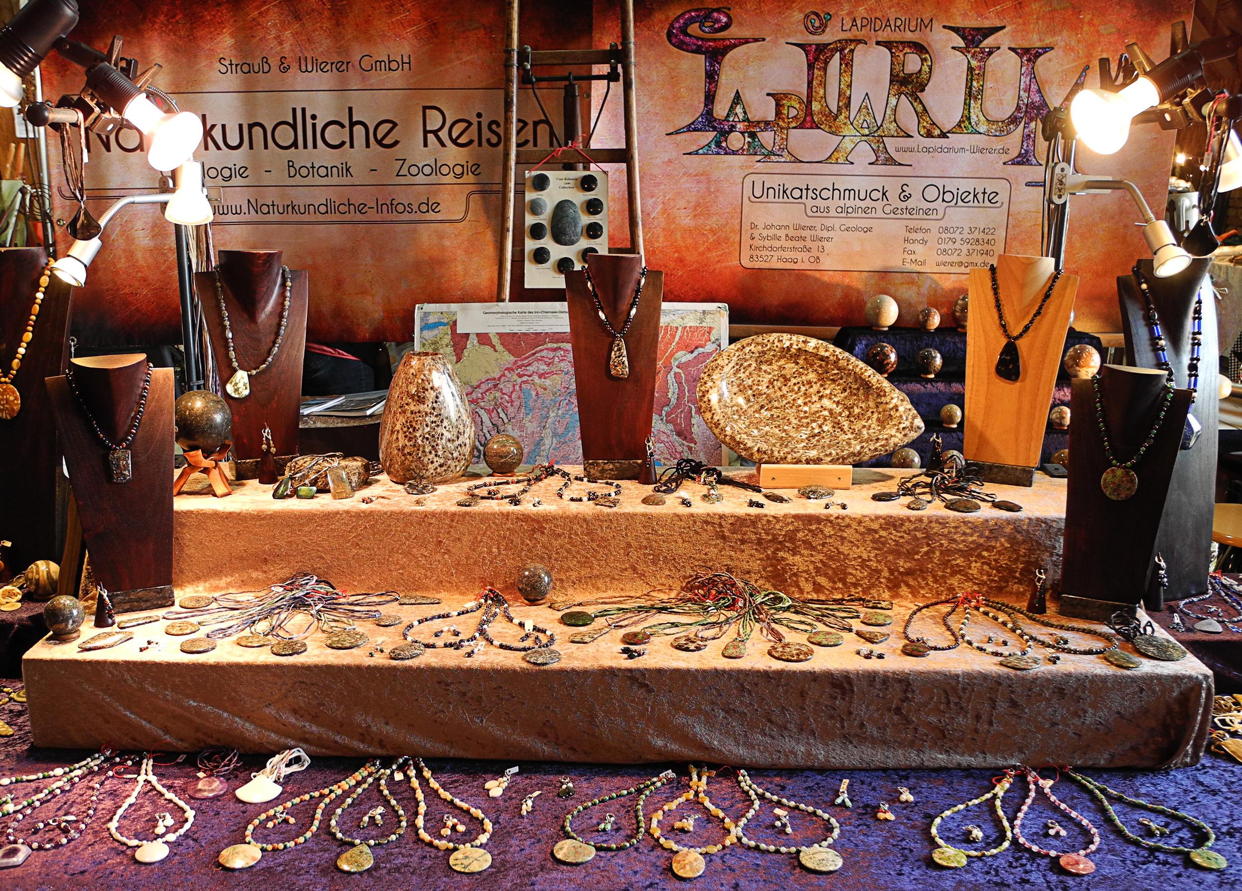 Marktstand von Lapidarium