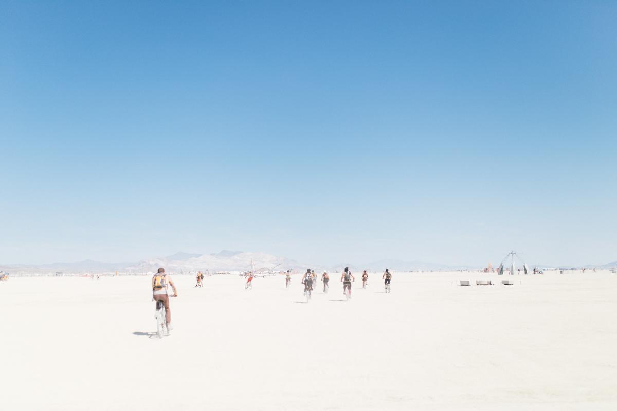 Adventure wedding photographer - Burning Man