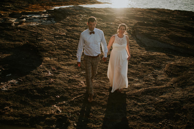 intimate farm wedding - vancouver island- bridal portraits