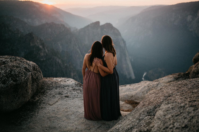 Adventure Elopement Photographer - Yosemite