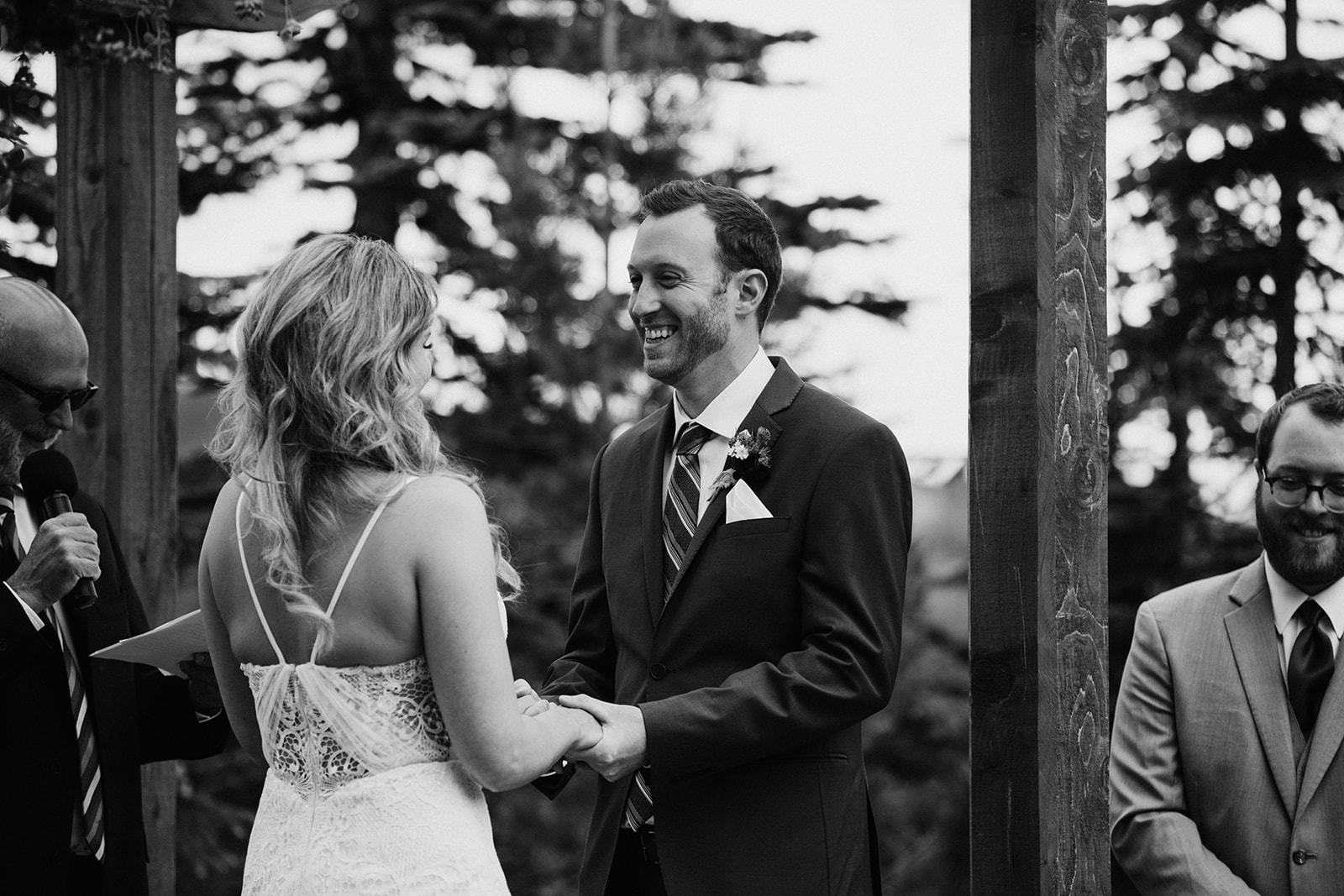 Canadian Elopement and Wedding Photographer - Unplugged Candid wedding