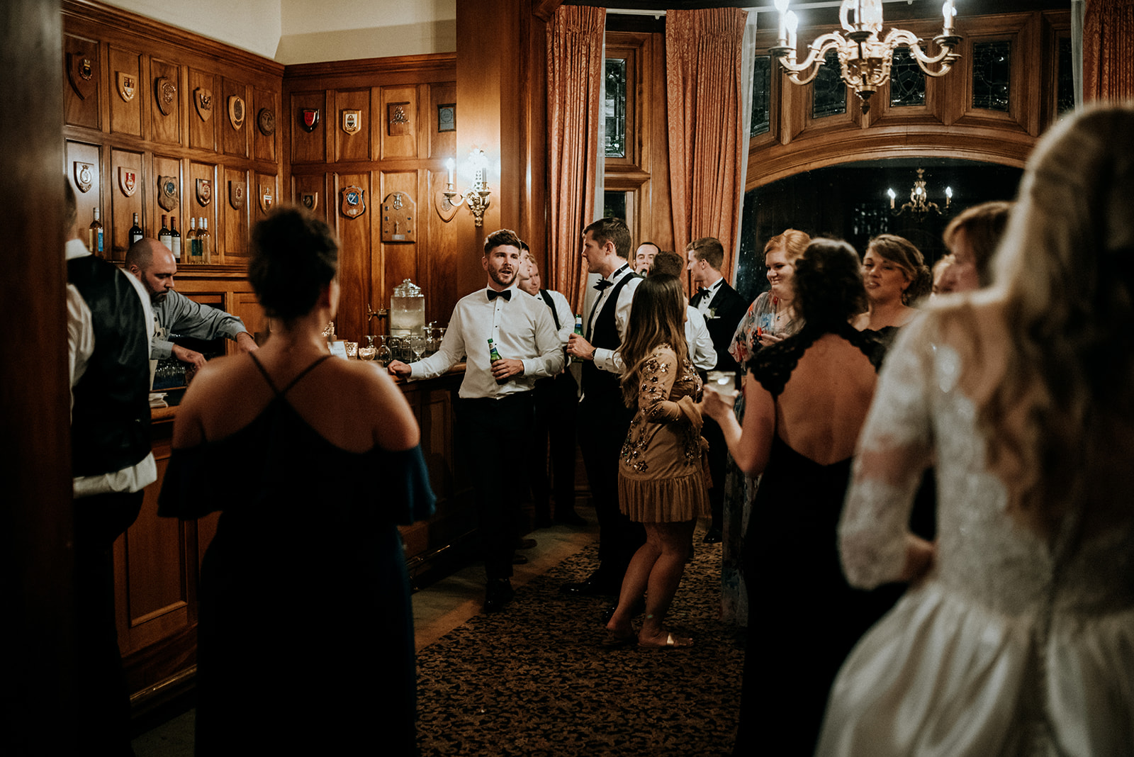 Hatley Castle Wedding - Victoria Wedding Photographer Kim Jay-79.jpg