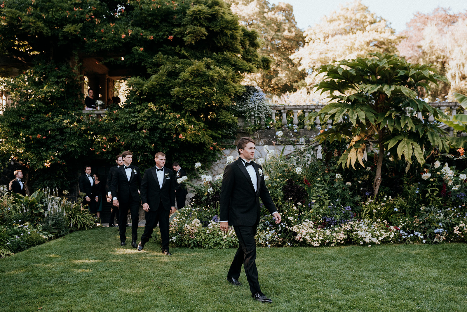Hatley Castle Wedding - Victoria Wedding Photographer Kim Jay-25.jpg