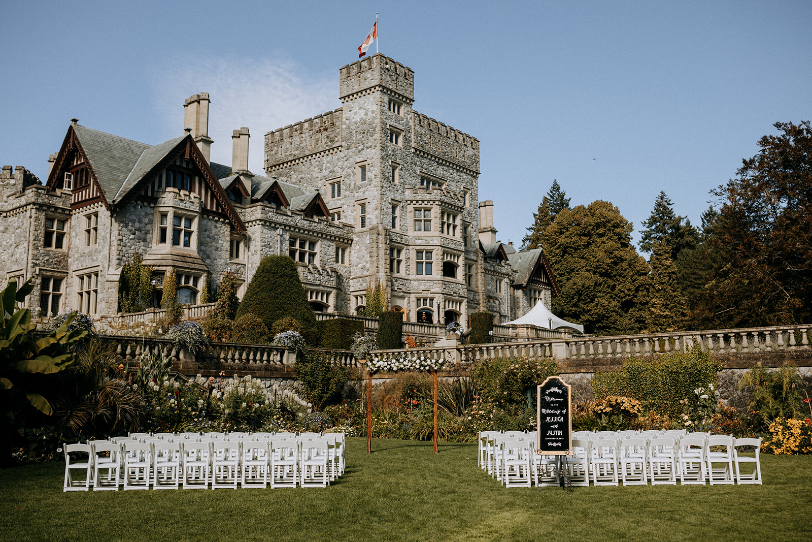 Hatley Castle Wedding - Victoria Wedding Photographer Kim Jay-22.jpg