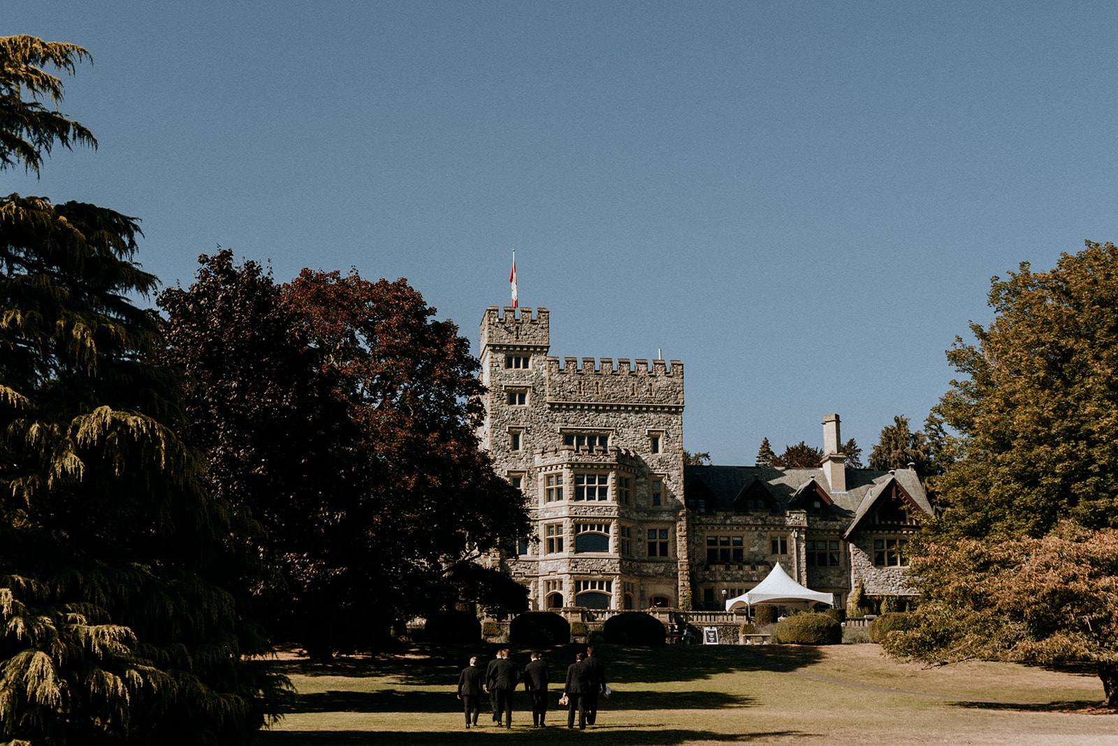 Hatley Castle Wedding - Victoria Wedding Photographer Kim Jay-06.jpg