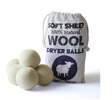 Dryer Balls.   Shop   For clothing items that can't be hung on a clothing line, skip the dryer sheets by using these 100% Natural Wool Dryer Balls.