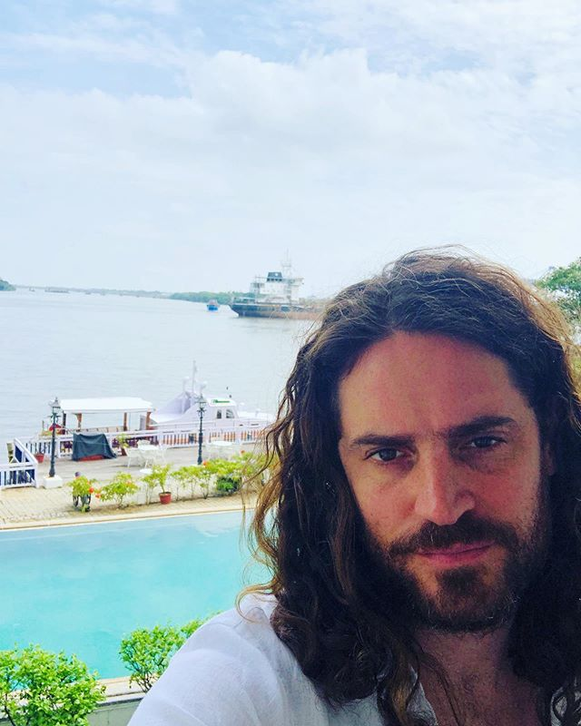 greetings from fort cochin, kerala, india 🇮🇳. it's independence day here and the monsoon rains have lifted for a moment . thanks for all ur messages and thoughts about MOPOL, means a lot to us ! see you soon, we have some special things coming up x
