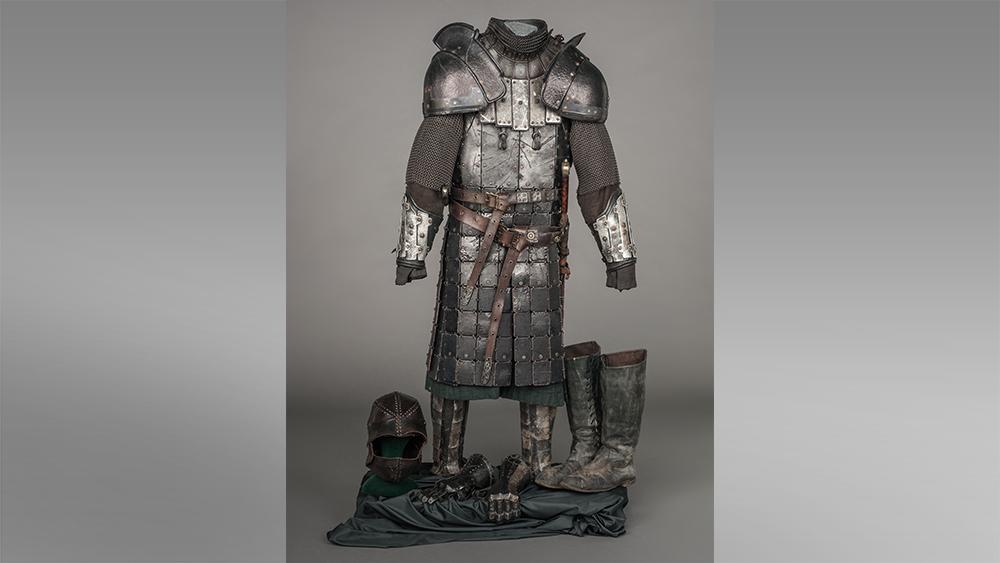 Gregor's Armor