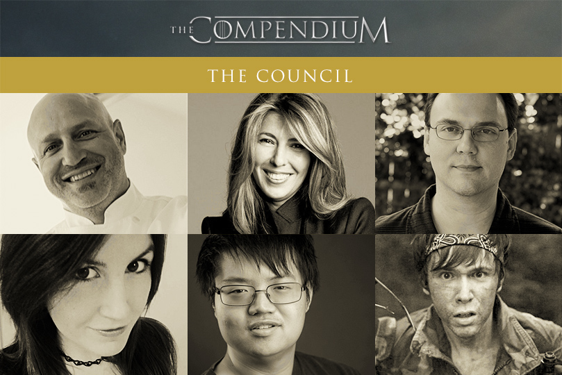 GOT Compendium Council of Editors members