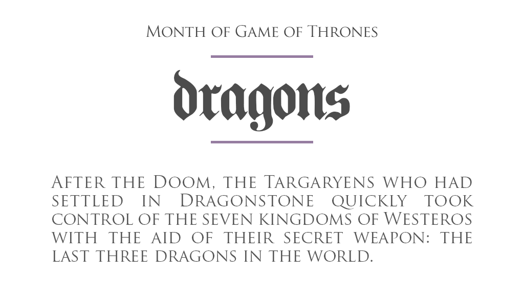 Dragons_Targaryens
