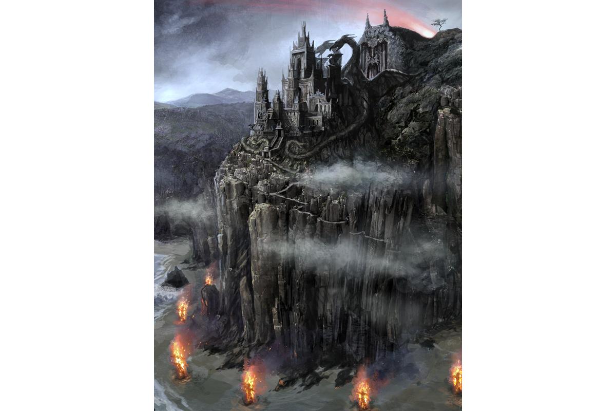 7. Dragonstone
