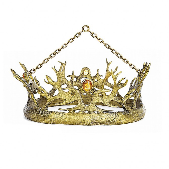 Game of Thrones Crown Ornament