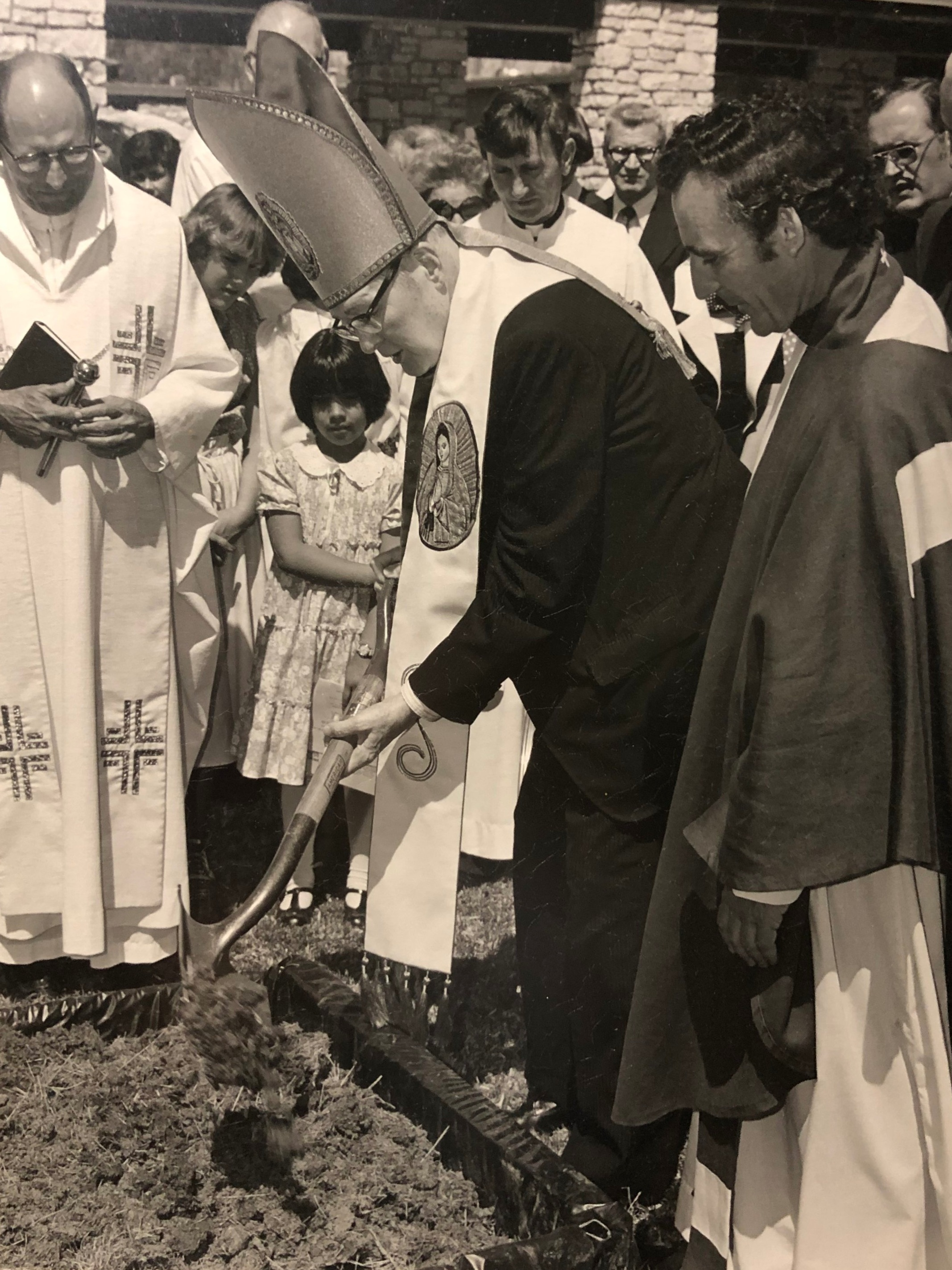 March 25, 1979 - Breaking Ground for SJN