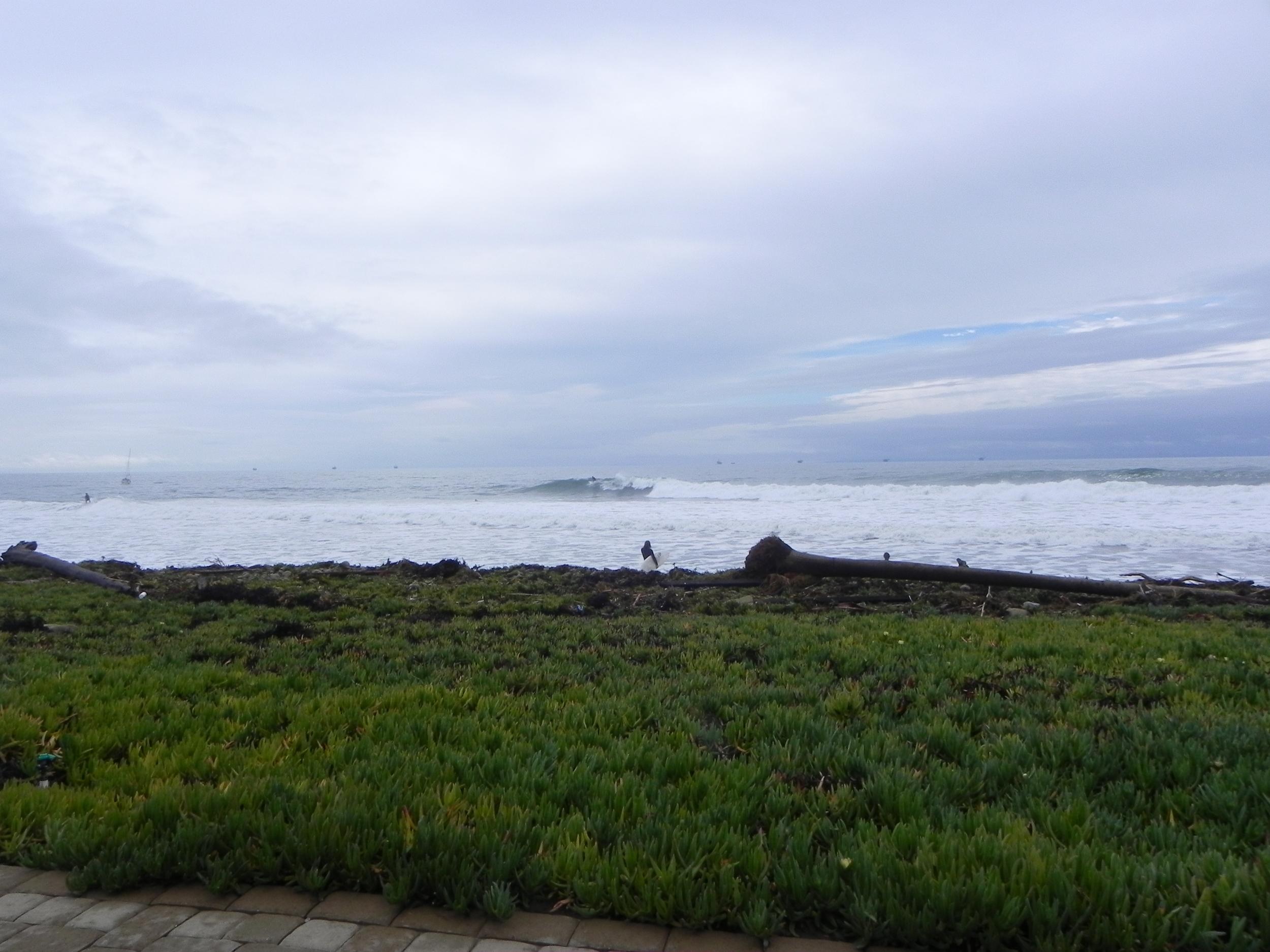 Hammonds Reef Surf Break in Santa Barbara