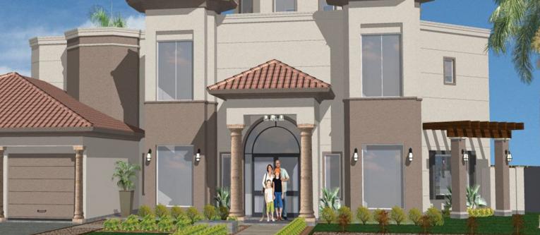 GONBA HOUSE | BROWNSVILLE, TX
