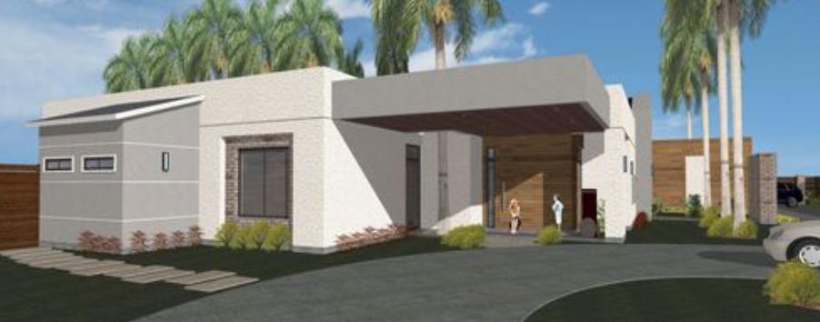 DIVINER HOUSE | BROWNSVILLE, TX