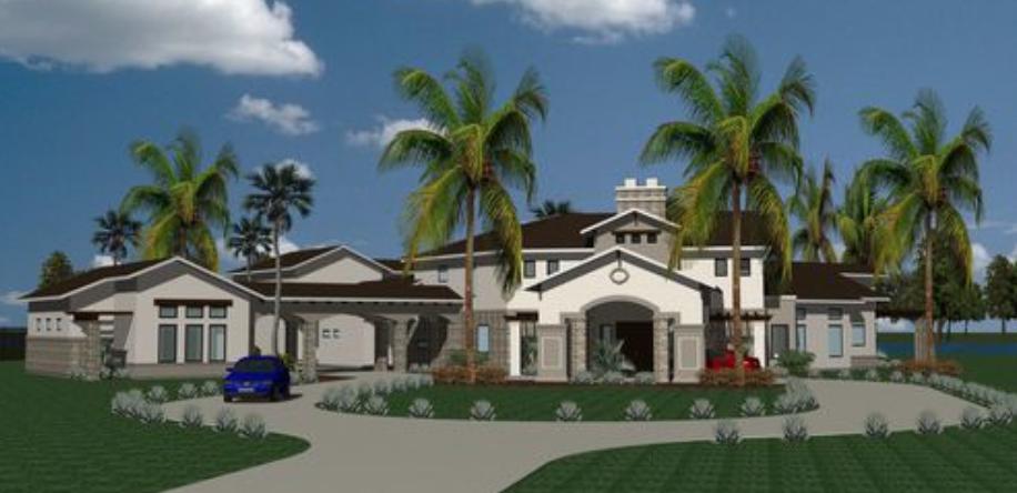 MANRAN HOUSE | BROWNSVILLE, TX