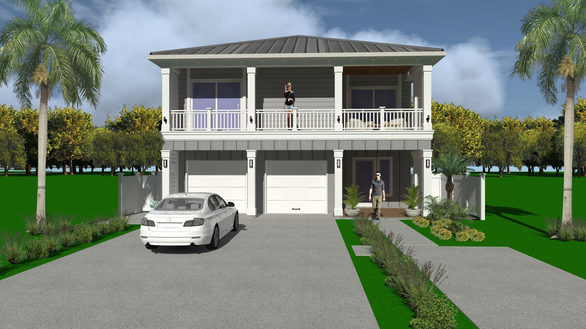 EDROD SPI HOUSE | SOUTH PADRE ISLAND, TX