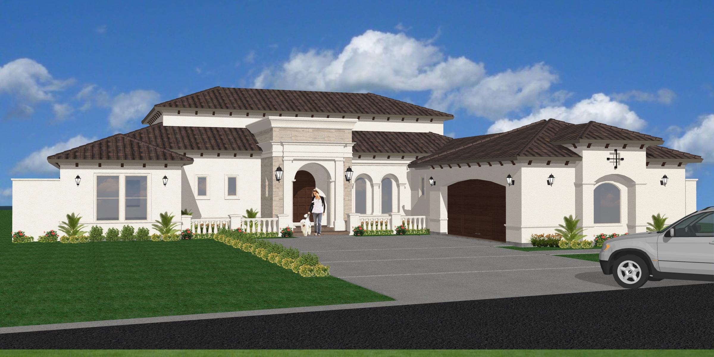 MALEON HOUSE | BROWNSVILLE, TX