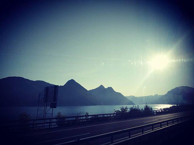 #ontheroad .next stop #ascona #swissarmybigband  #musician #bamcases #monocreators #sax #saxophone #selmerbalanced #yanagisawaelimona #selmermouthpiece #robertowindsreeds #musicianlife #inear_germany