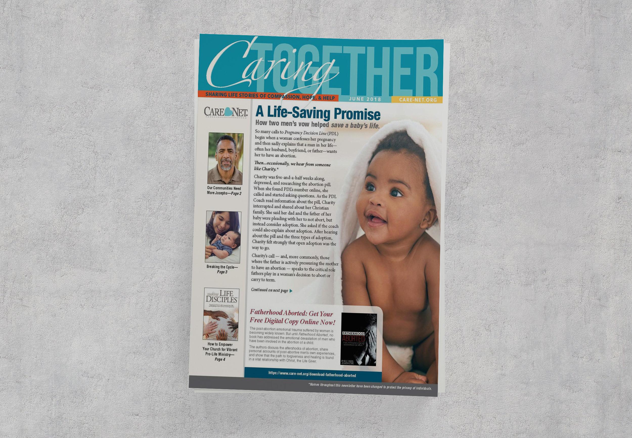 Care Net June Newsletter