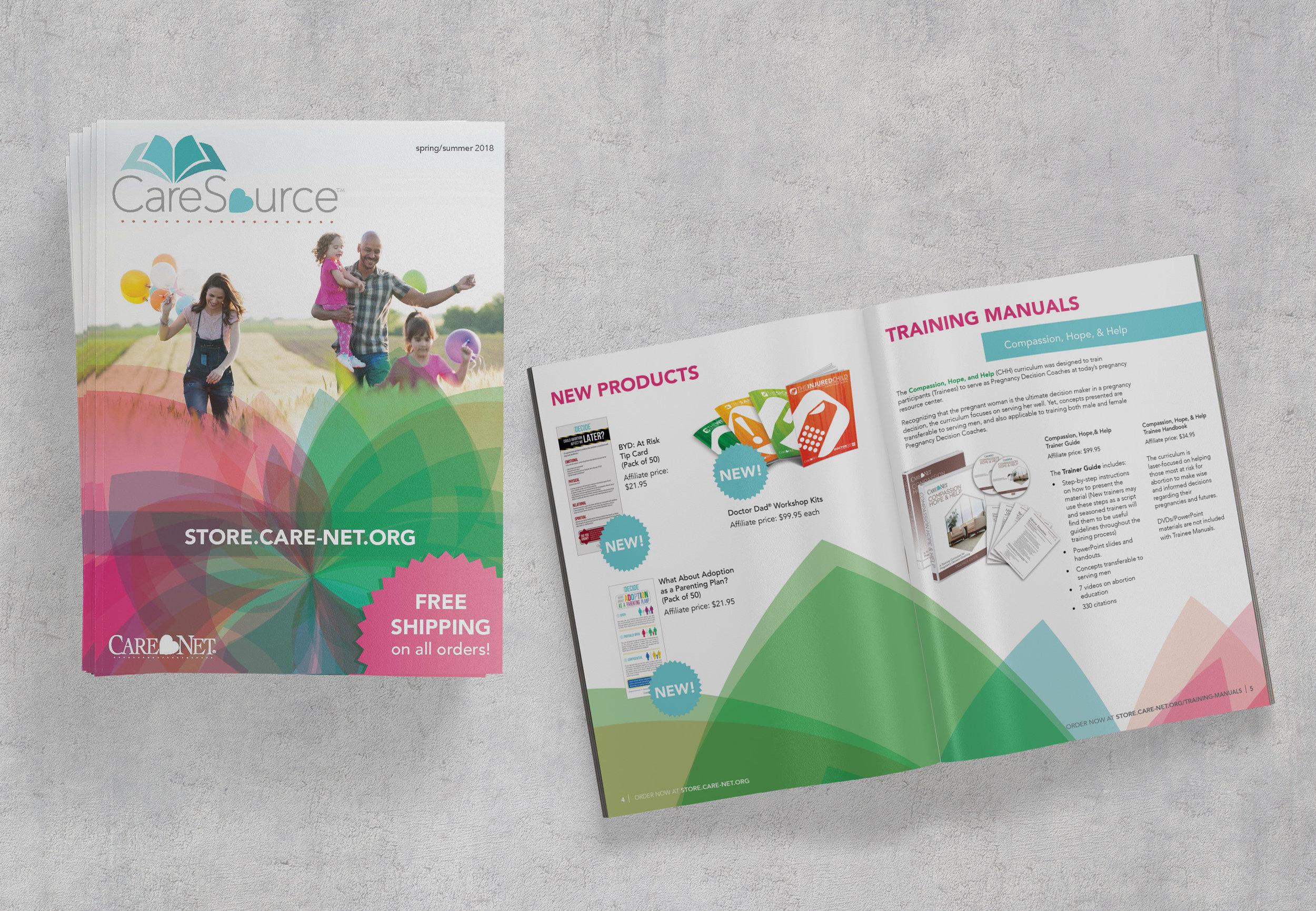 Care Net CareSource Spring/Summer 2018 Catalog