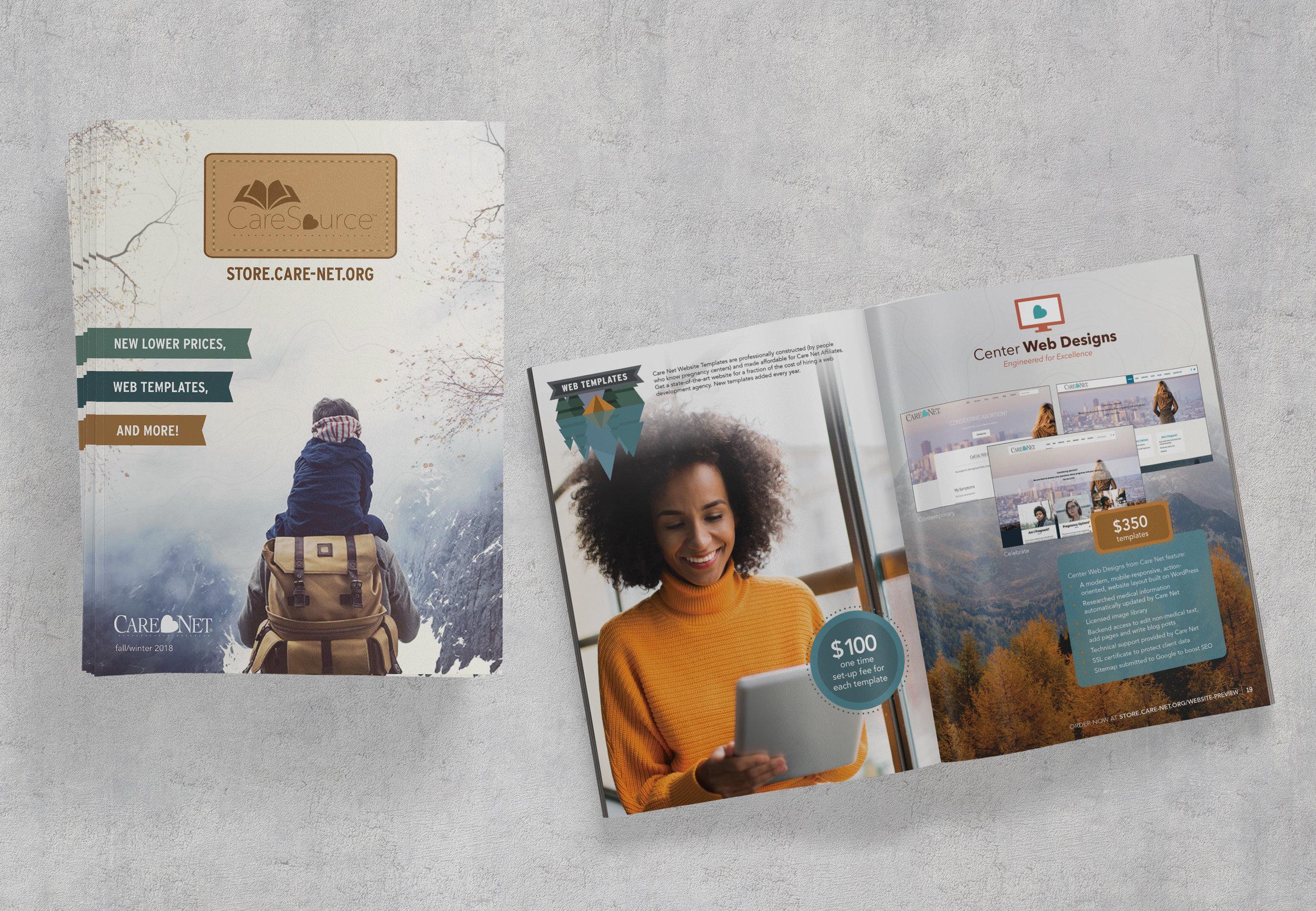 Care Net CareSource Fall/Winter 2018 Catalog