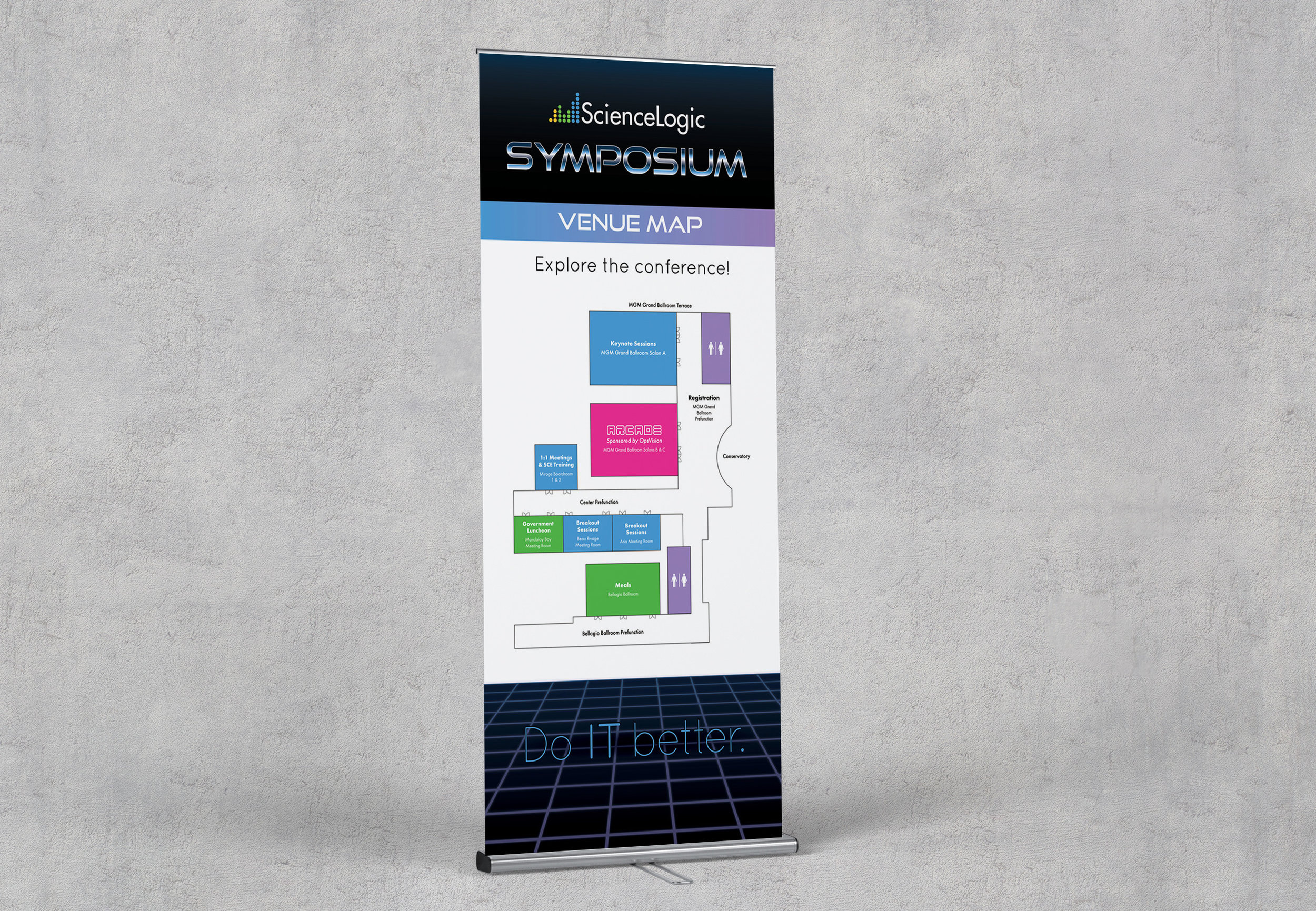 ScienceLogic Symposium 2017 Registration Banner