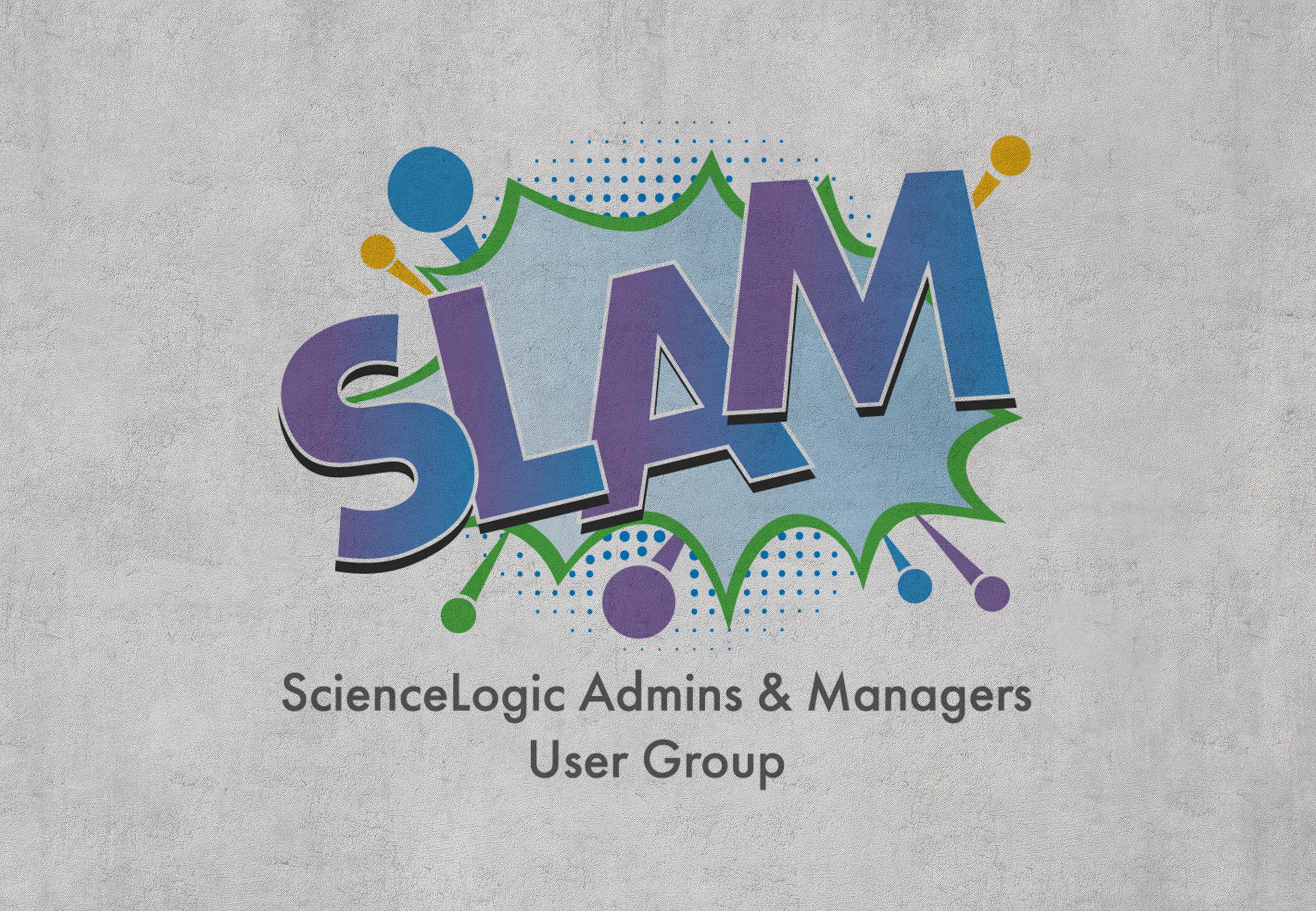 ScienceLogic SLAM Logo