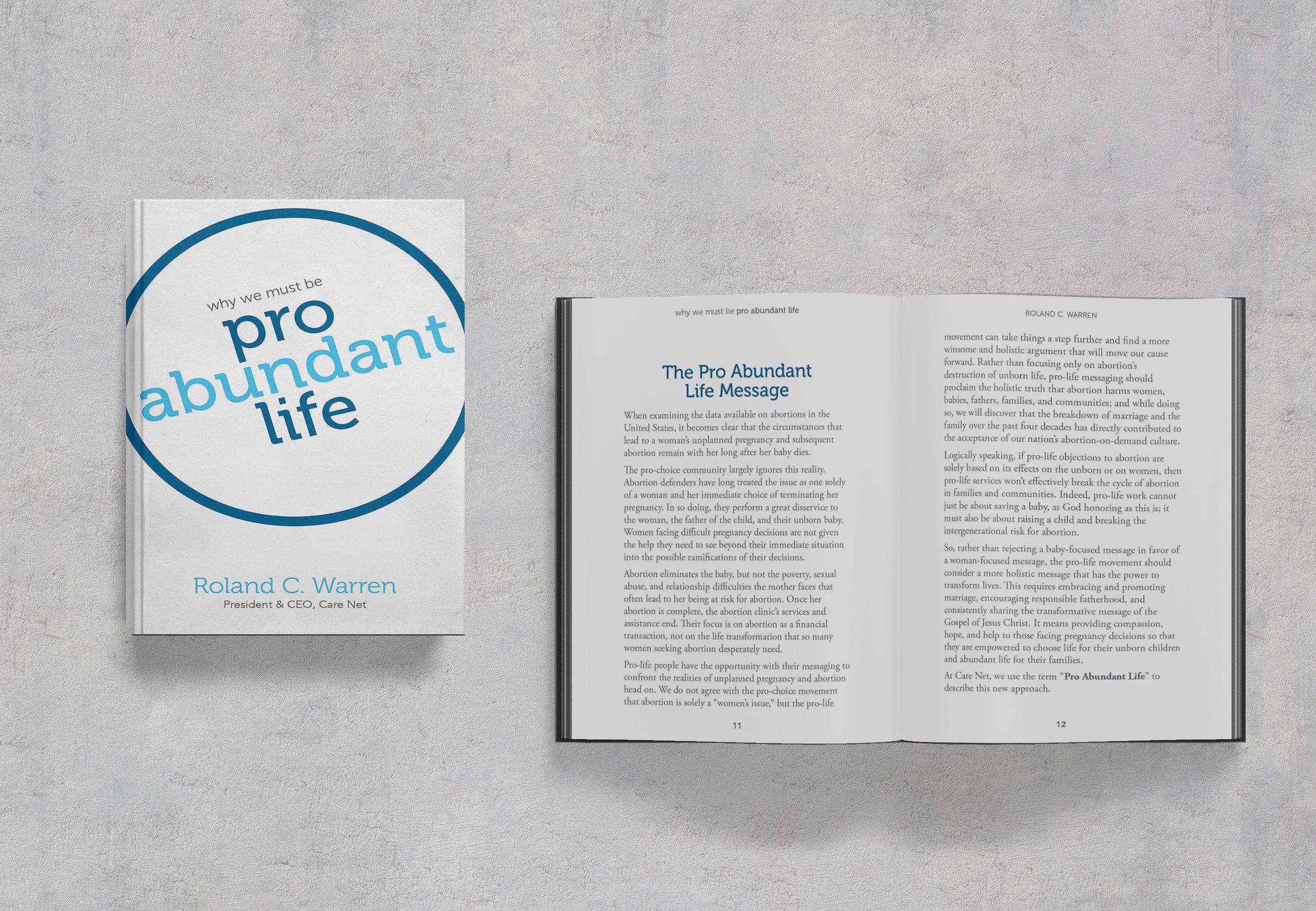 Pro Abundant Life Book