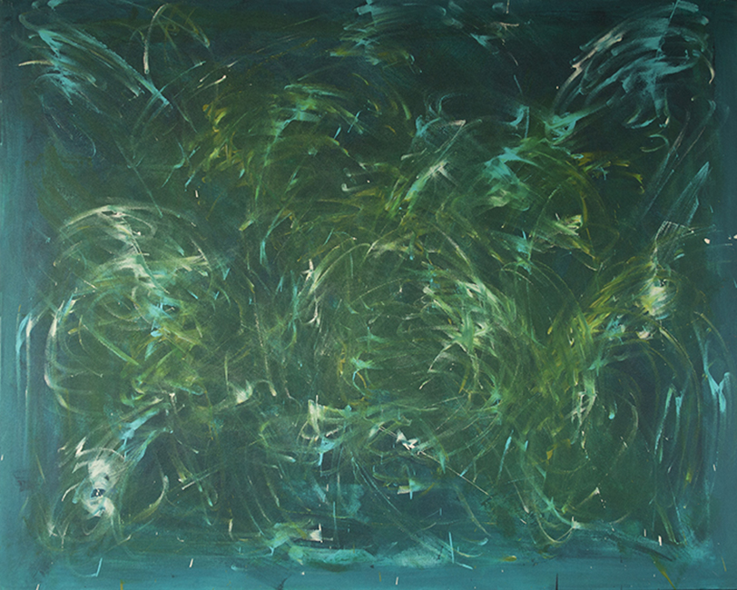 "MUSICAL FOUNTAIN, 48"" X 60"""