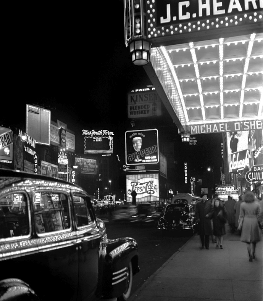 Marquee, 1947