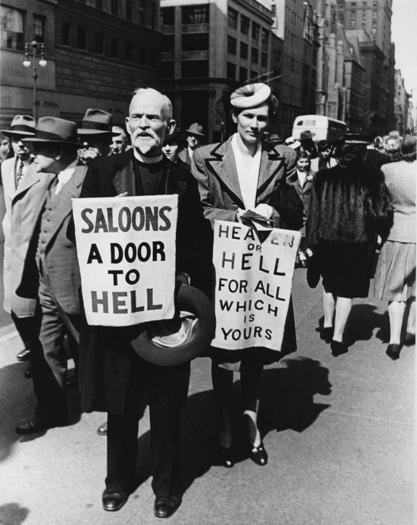Saloons a Door to Hell, 1944