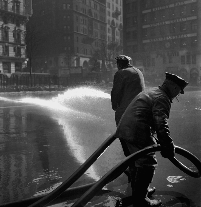 Street Washers, 1947