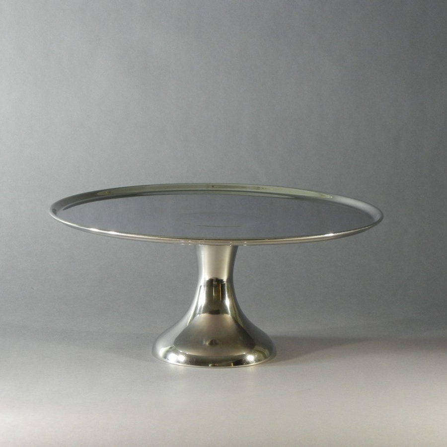 Stainless Cake Stand (12''& 14'')