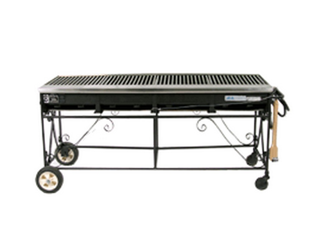 Gas Grill with Propane