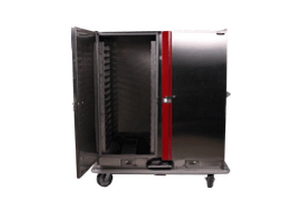 Heated Banquet Cart (Double Door)