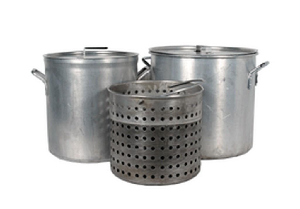 Stock Pots & Baskets