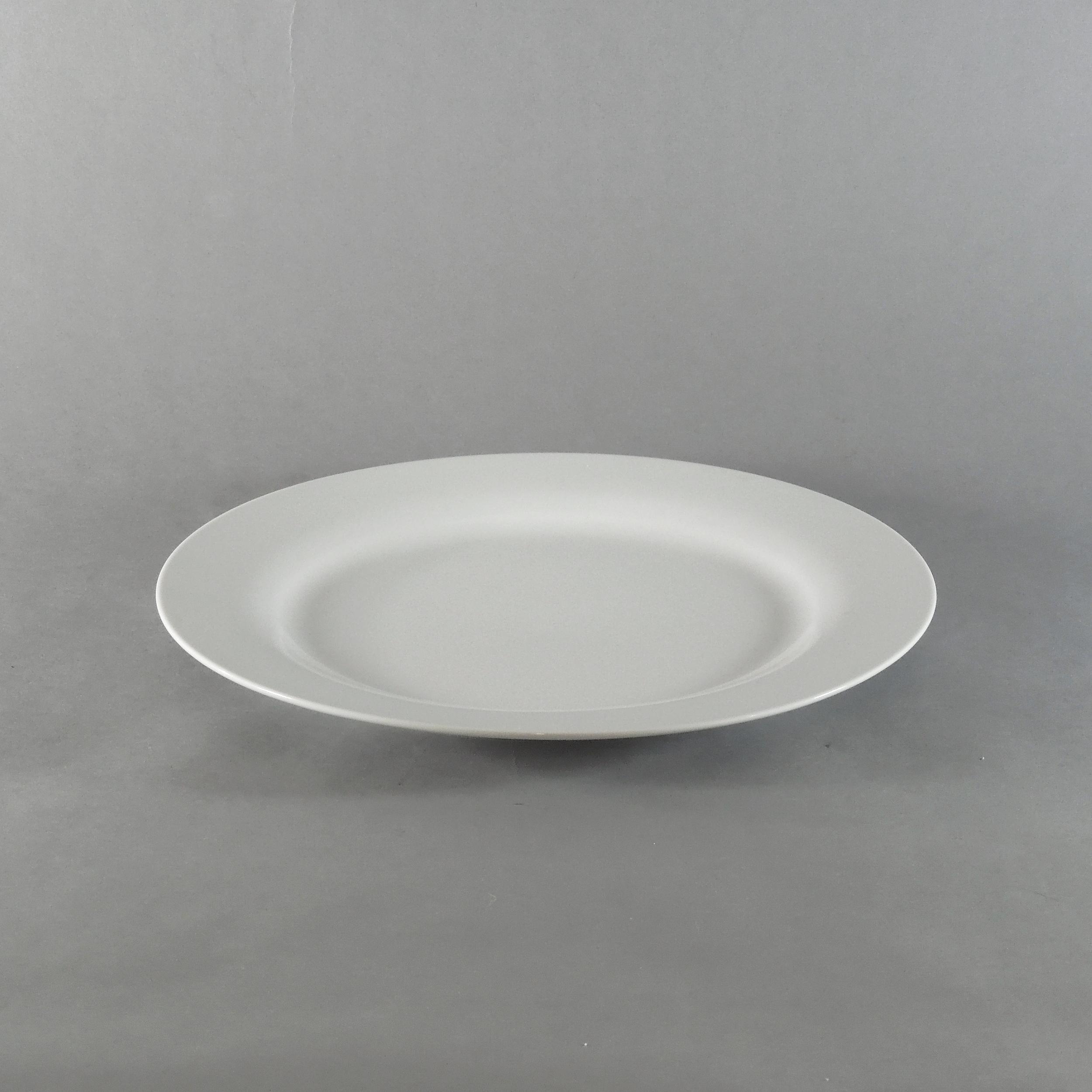 """Porcelain Platter - Z (12"""")"""