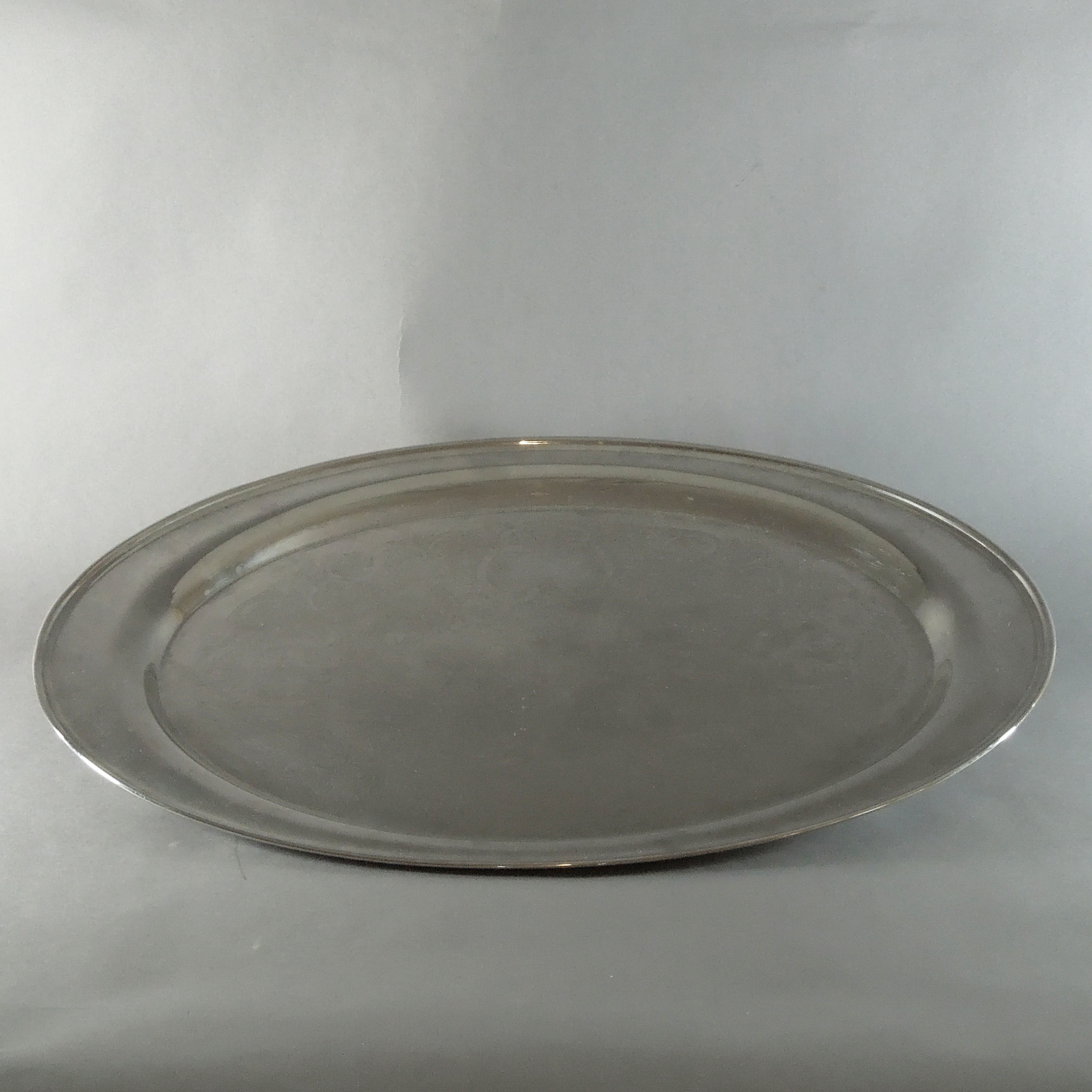 High Polished Stainless Tray (23.5''x16'')