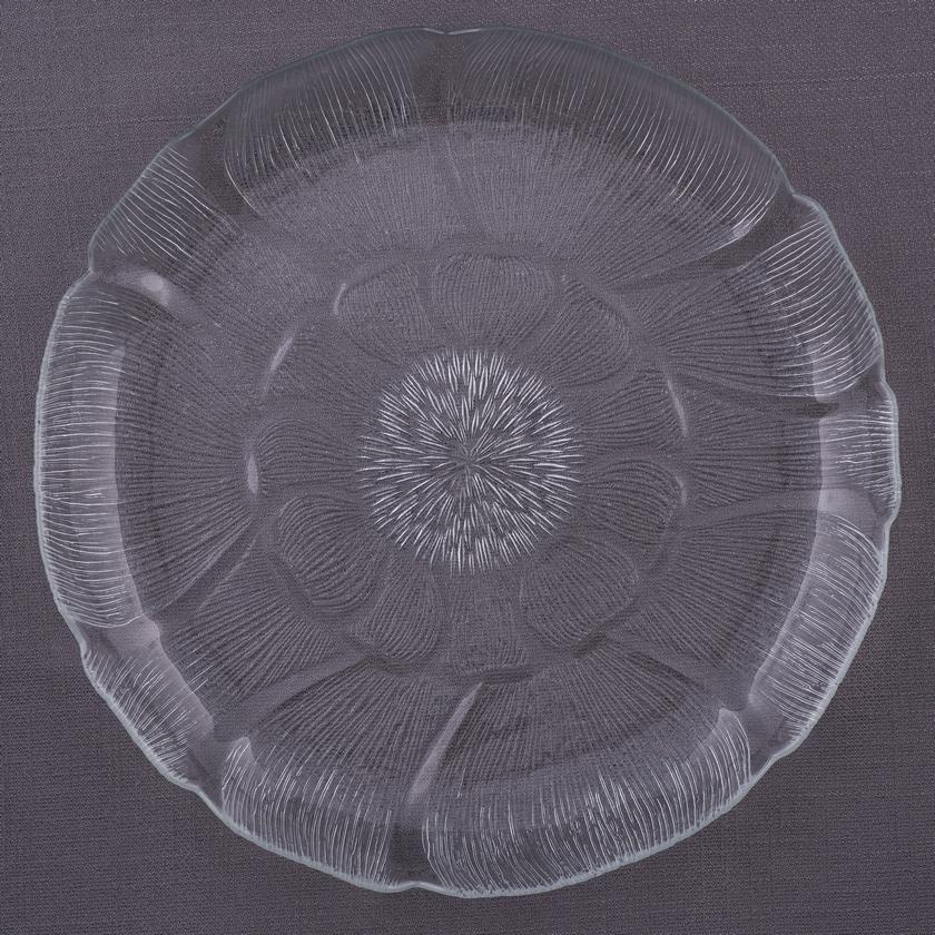 Fleur Clear Glass