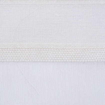Leno Cream Stripe