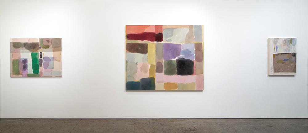 Exhibition view at Elizabeth Leach gallery